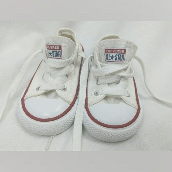 Converse Shoes | Toddler Girl White